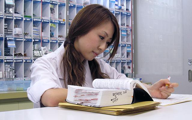 薬歴簿作成
